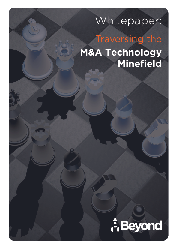 M&A IT Whitepaper